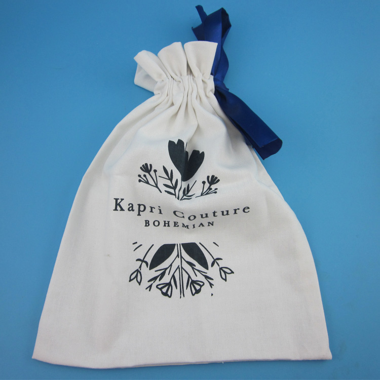 New Product Quality Assurance Low Price Hot Sale Printed Jewelry Cotton Dust Bag