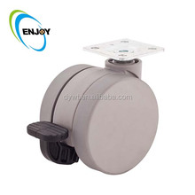 ENJOY Office Furniture Caster Wheels for Laptop Long Table Workstations
