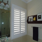 Lasted Fashion Home Security Shutters Images Plastic Plantation Shutter