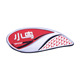 JHY popular custom aluminum logo sticker, brand label