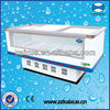 double temperature -- fresh keeping and freezing refrigerated cabinet