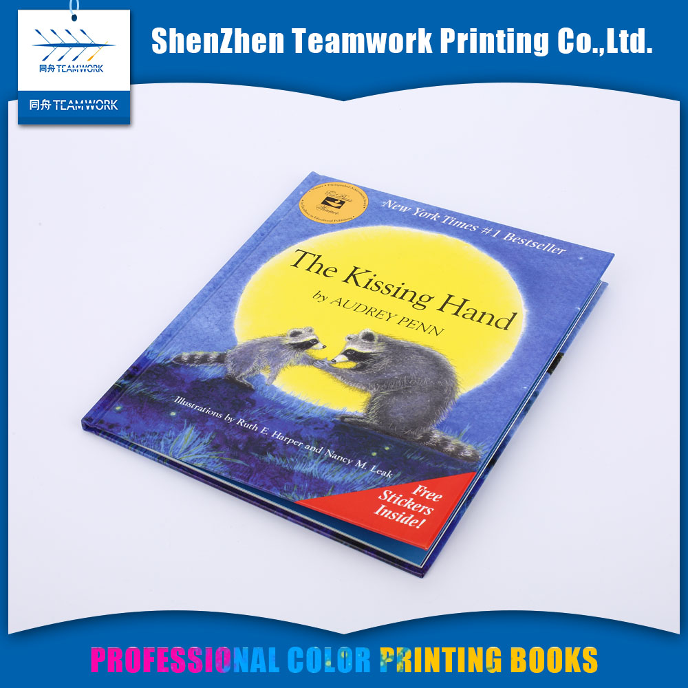 specialized customized Laminated Children Book Printing