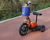 Electric Tricycle For Disabeled Safely Driving Cheap Eectric Car