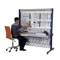 Electrical electronic electric drive training equipment teaching kit