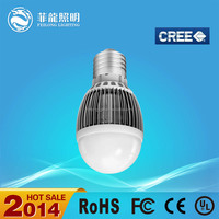 High quality 3-9w Indoor led bulb/led lamp/led lighting