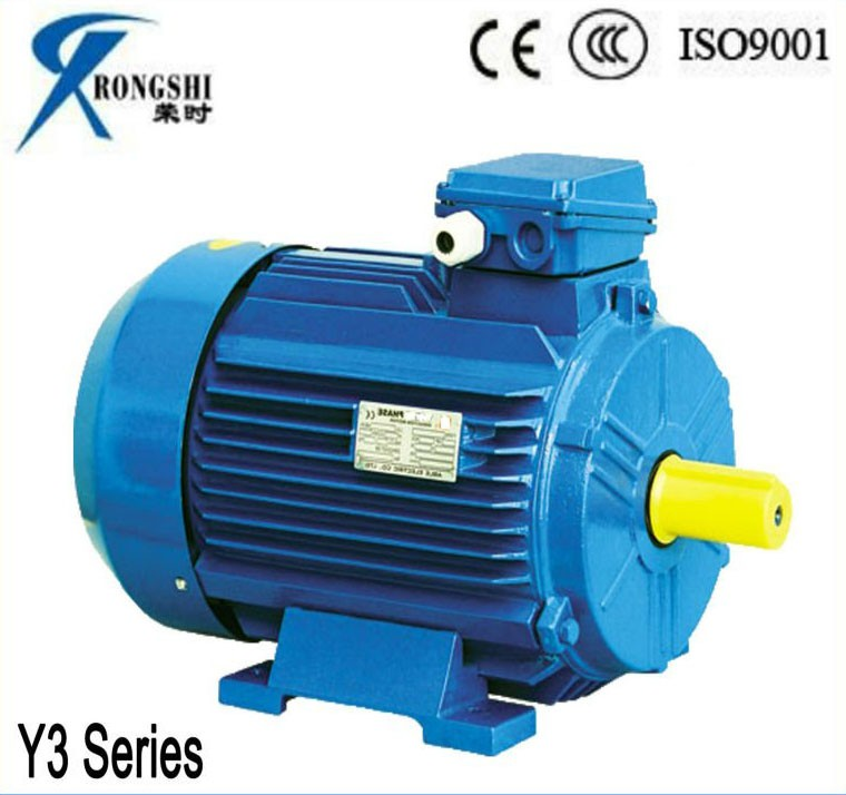 Y3 series 37KW three phase induction motor