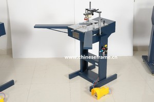 J17 TPIII Small AIR OPERATED UNDERPINNERS Made for big frame v-nailers Wood Moulding joint machine