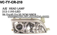 Head Lamp For Toyota Corolla Ae101 99