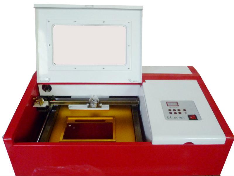 8686648e9 mini-co2 máquina de corte a laser/máquina de gravação a laser para o ...