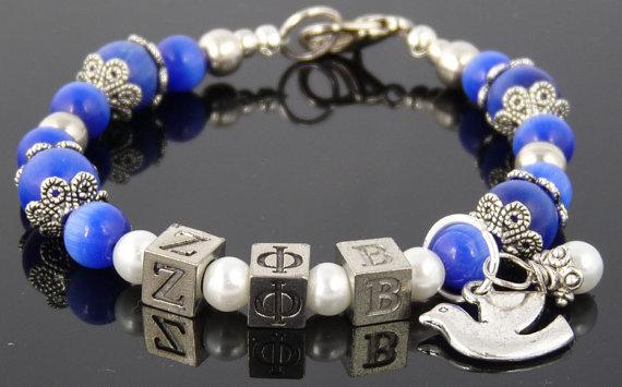 Greek Letter Beads Bulk