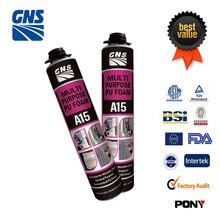 one compenent Pu foam sealant for wood door