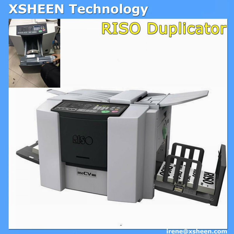 23 RISO digital duplicator price in india
