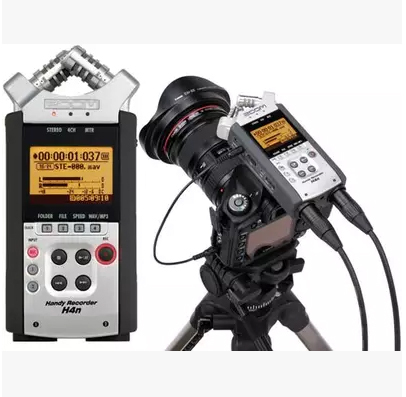 hot in stock zoom h4n h4nsp professional handheld digital recorder four track portable recorder. Black Bedroom Furniture Sets. Home Design Ideas