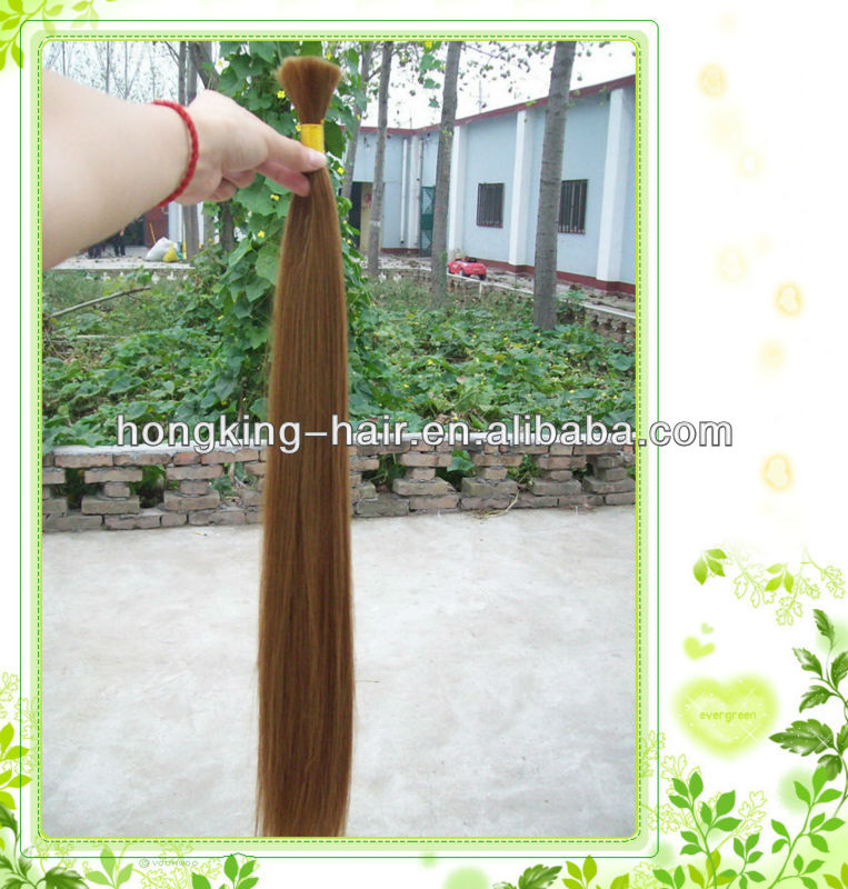 Best selling factory price 100% virgin chinese human hair bulk