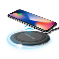 Fast Charging QI Original Wireless Charger For Samsung,Fantasy Mobile Phone Charger