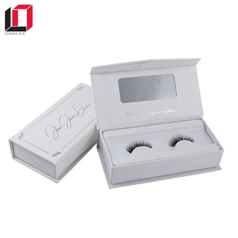 deed1822692 Alibaba book shaped luxury custom mink eyelash box packaging &3D eyeshadow  palcete