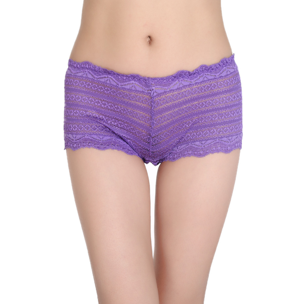 10c919d8757c Get Quotations · 1pcs/1colors women panties women boxer panties women  underwear boyshort girls
