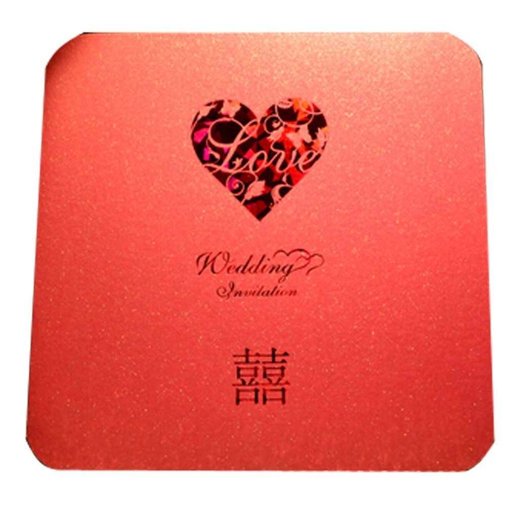 Cheap Red Wedding Invitations, find Red Wedding Invitations deals on ...