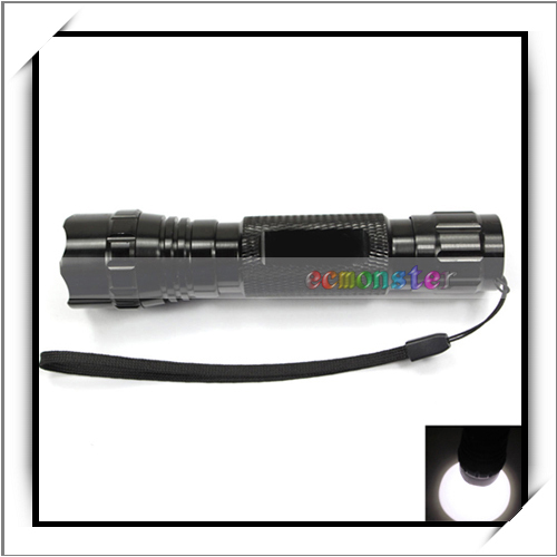 WF-501B 120-140 Lumens CR123A Cheap Powerful Waterproof Flashlight LED