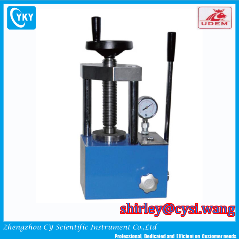 High quality powder hydraulic press machine 5 ton