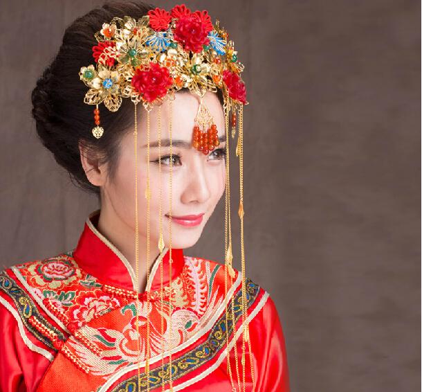 Chinese Headdress | www.imgkid.com - The Image Kid Has It!