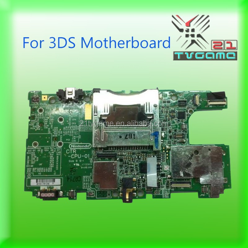 Original Motherboard USA Version For Nintendo 3DS available,Game Spare Parts Mainboard For 3DS