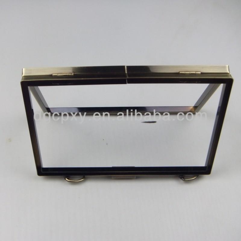 China Direct Supplier Wholesales Antique Brass Vintage Metal Wallet ...