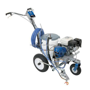 Graco cold road marking machine with high quality
