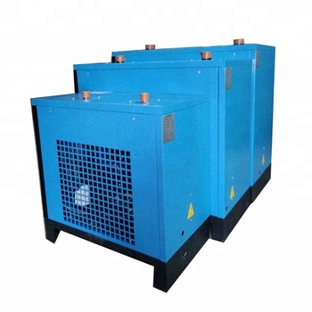 Heat compression drying industrial hot air dryer