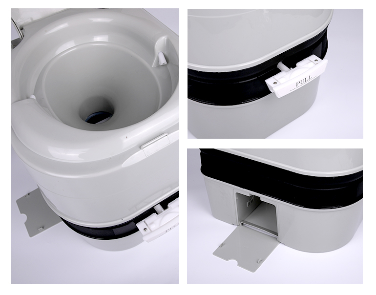 Camping Composting Toilet : Gmf plastic portable camping mobile composting toilet view
