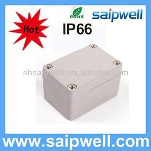 Saip NEW plastic 12v battery box 65*95*55mm