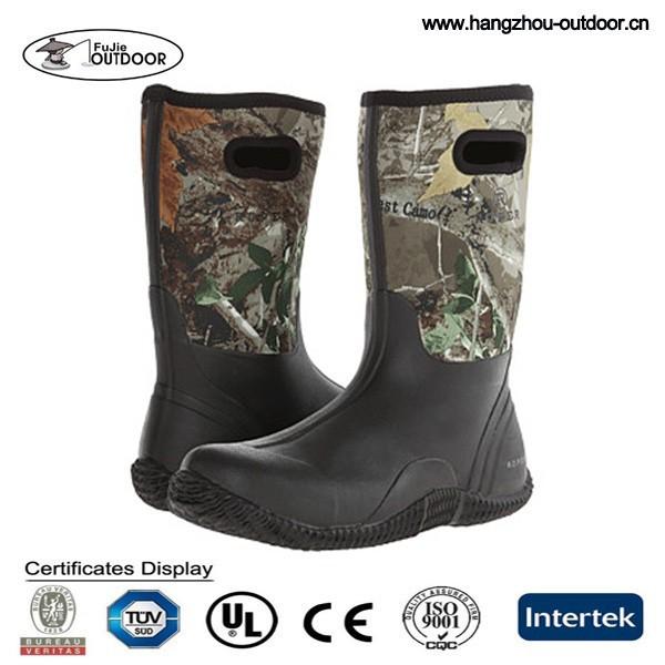 2015 Neoprene Fishing Boots,Neoprene Rubber Boot,Garden Rubber ...