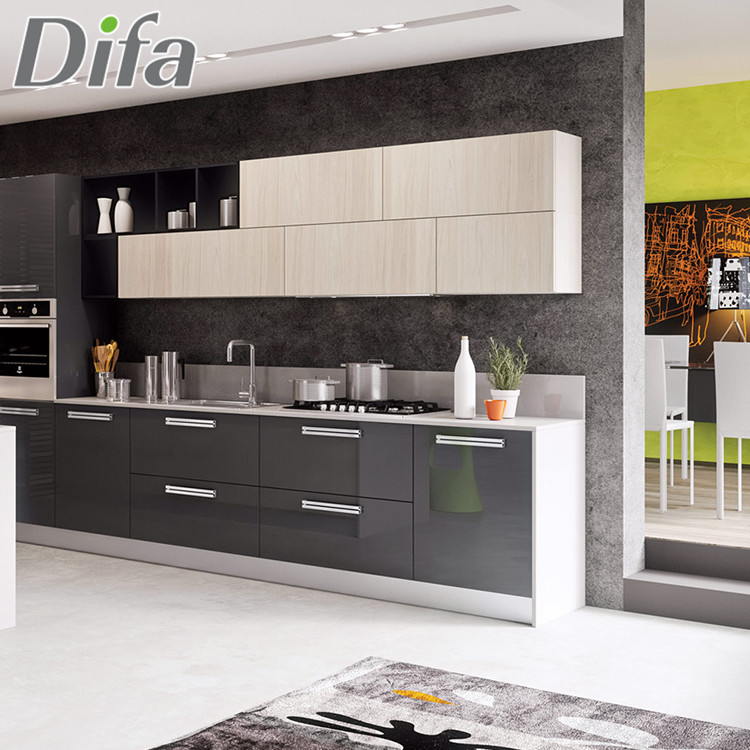 Custom Apartment Troly Kitchen Furniture,Modular Small