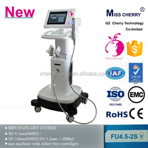 face shaping antiaging hifu machine With Medical CE