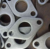 Gray Ductile Iron Galvanized OEM Sand Casting Flanges