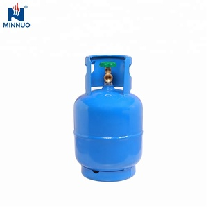 DOT ISO CE 12LB Propane Tank LPG Gas Cylinder for Cooking