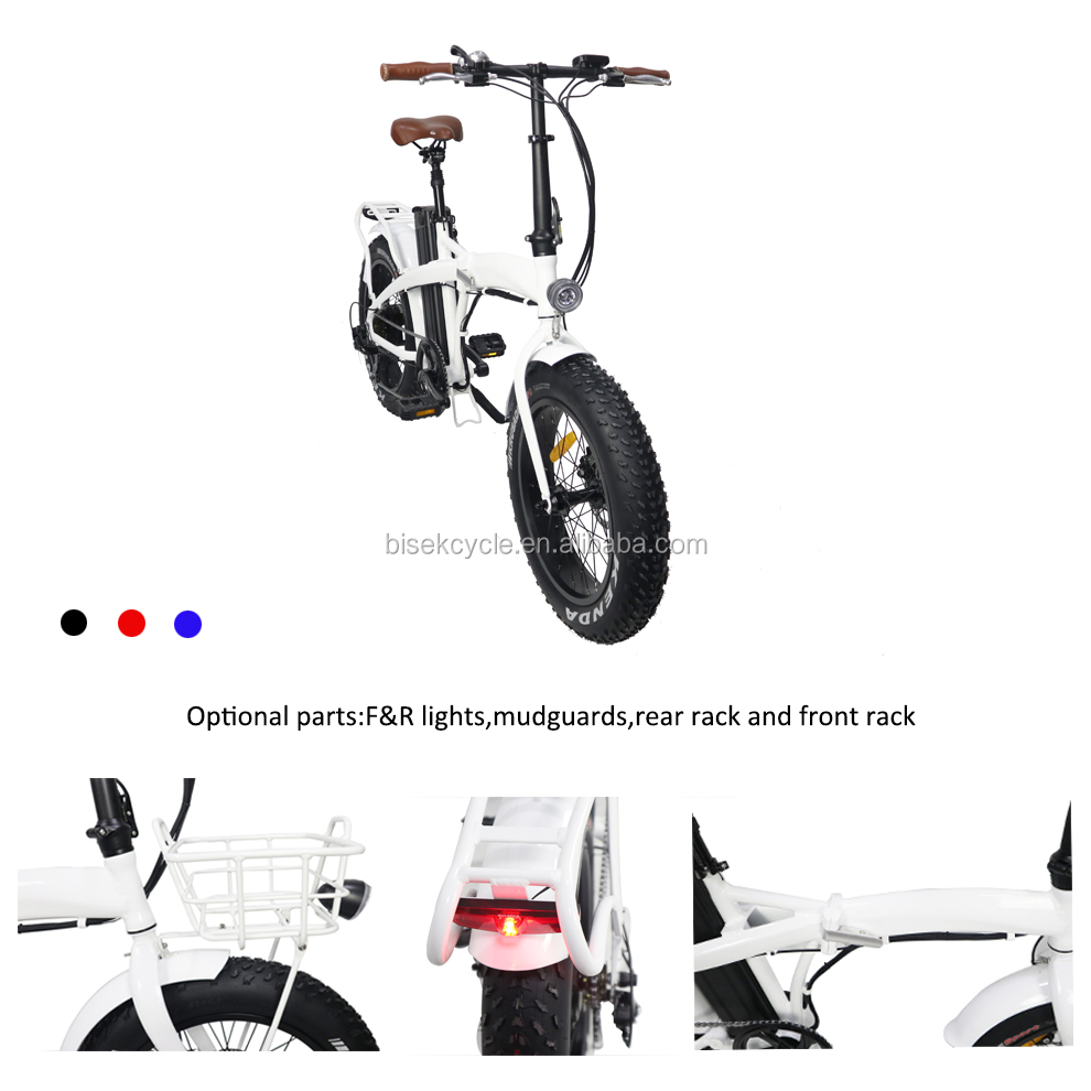 20inch electric fat bike/ cheap foldable electric bike/ electric mountain bike