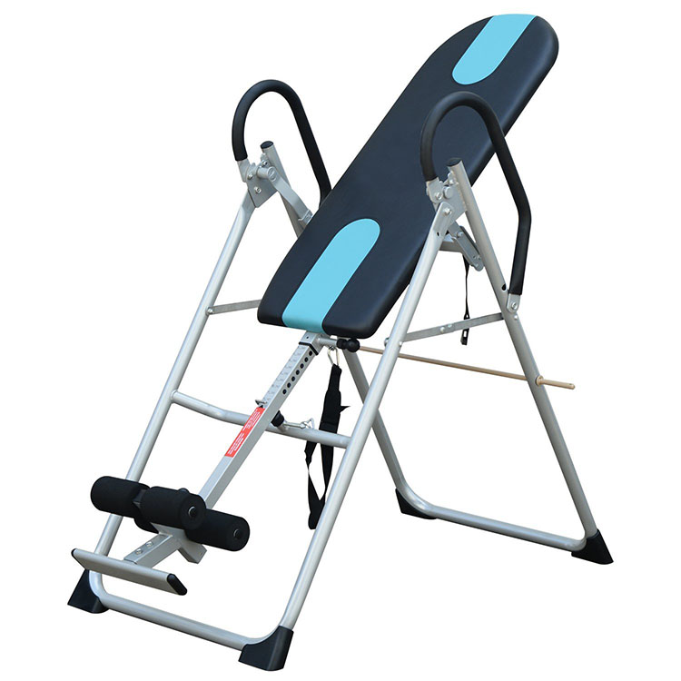 Hot selling fitness sports equipment Foldable Gravity inversion tables back pain