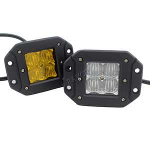 16W 5D SPOT Light 1600lm for Driving, Fog, 4x4, Atv, Car, Truck, 4wd, Suv, Tractor, Motorcycle, Boat, Utv and Auxiliary Light