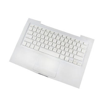 Hot sale keyboard for macbook a1181 top case laptop keyboard