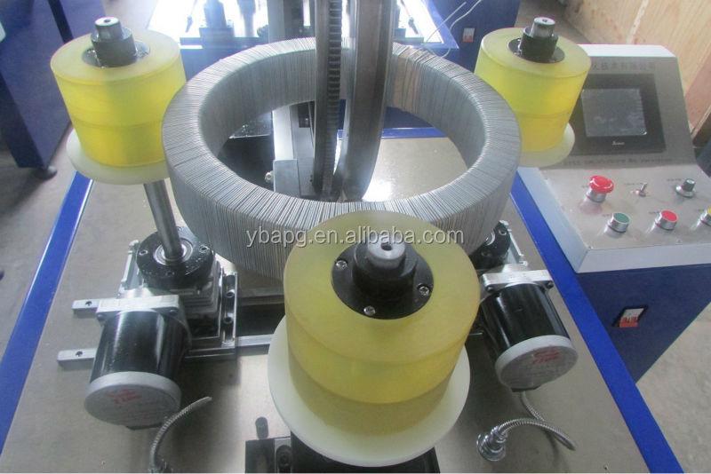 Large size electric motor winding machine manufacturer for Electric motor winding machine