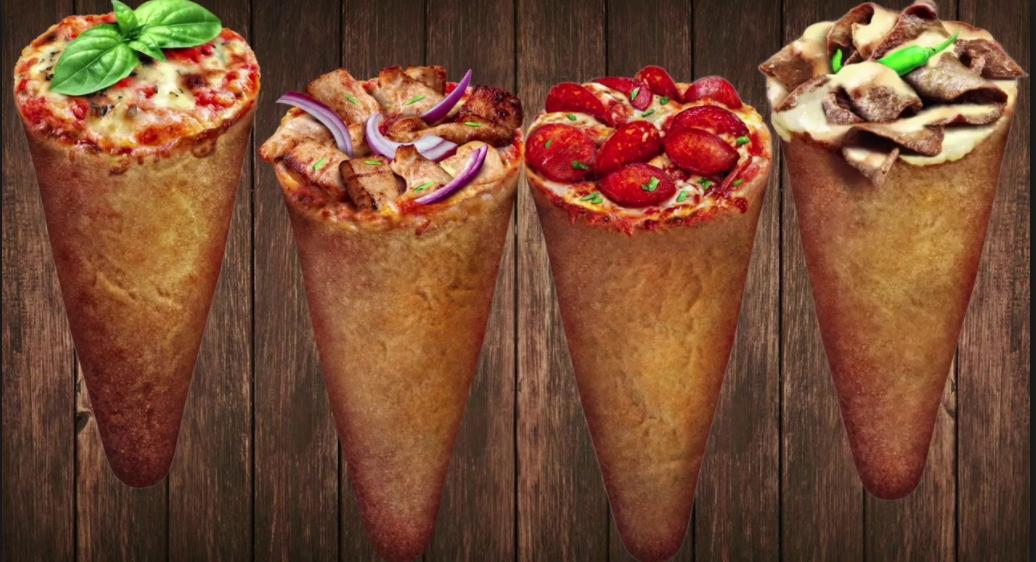 когда полицейские мясная пицца в вафельном стаканчике фото псам отвечают взаимностью