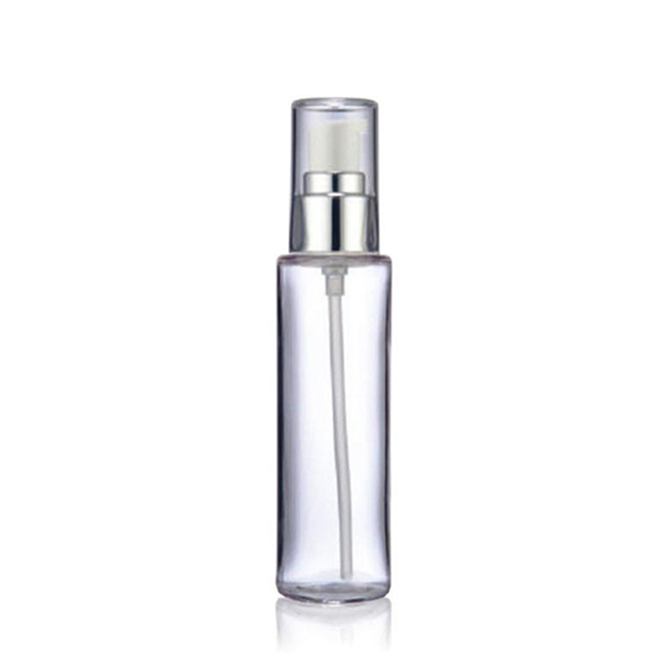 Personal Care 18ml Transparent Sealed Plastic Bottles
