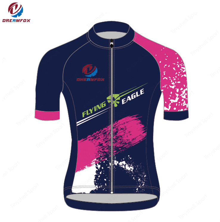 2018 Professional Sublimation cycling jersey pro team Cheap custom design bike  clothing 0d450ff63