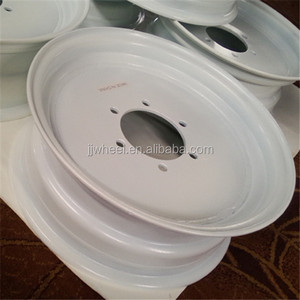 6x16 roller wheel with flat disc type