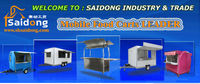 Mobile Snack Food Truck For Sale Fast Food Trucks For Sale In ...
