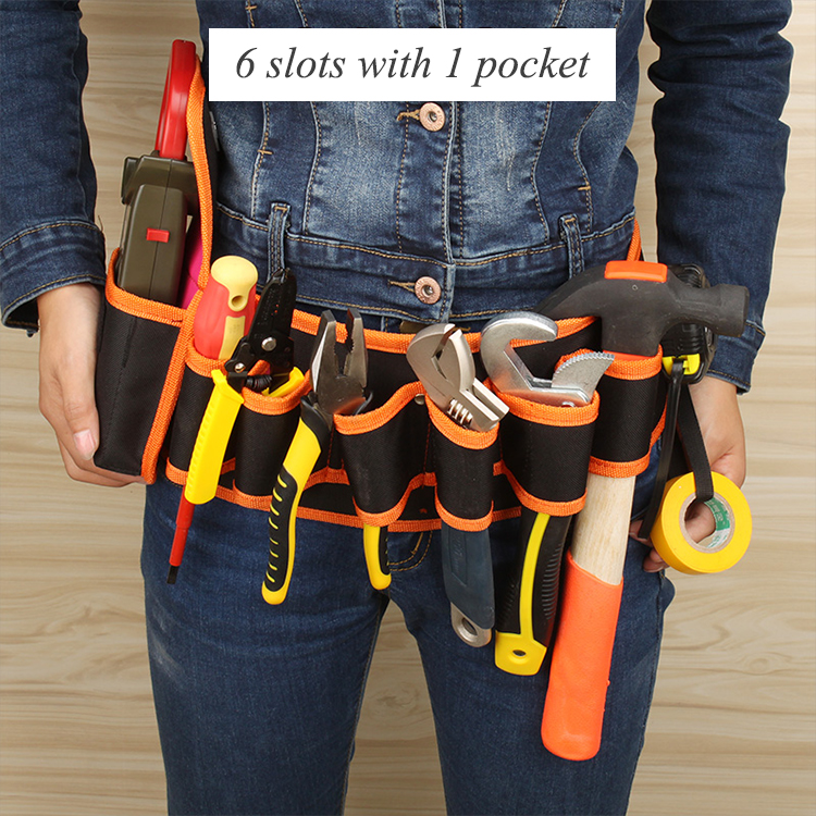 Scaffolding gardening carpenter engineer waist tool belt