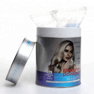 Private label Dust free lifting up tp 8-13 levels bleaching powder