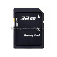 bulk hi-tech OEM LOGO factory on sale 8gb real capacity wholesale memory sd card for ip camera ultra speed 64g 32g 16g class10