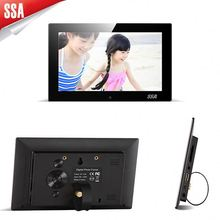 digital photo frame can read SD/MS/MMC card & USB drive